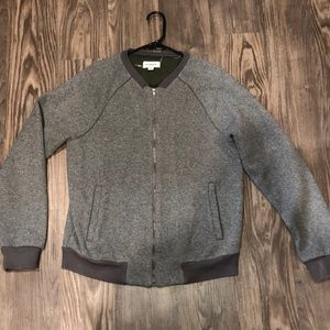 Lightweight sweater men's jacket
